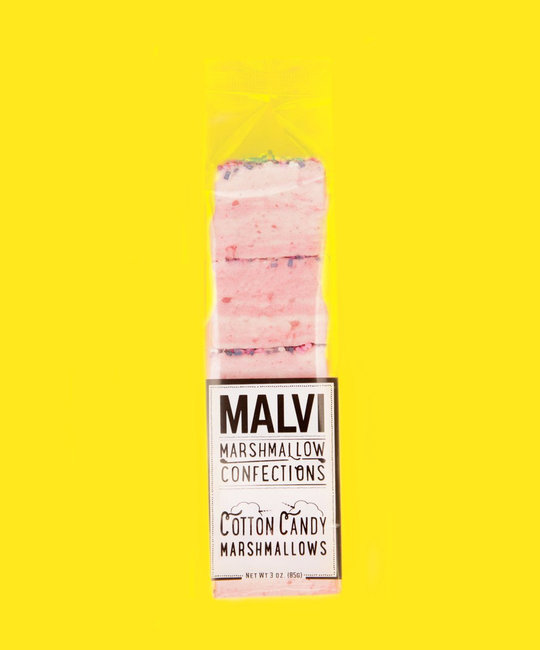 Malvi Cotton Candy Marshmallow 5-pack