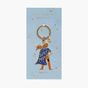 Rifle Paper Co - RP Rifle Paper Co - Super Mom Enamel Keychain