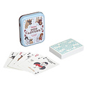 Wild and Wolf Dog Lovers Playing Cards