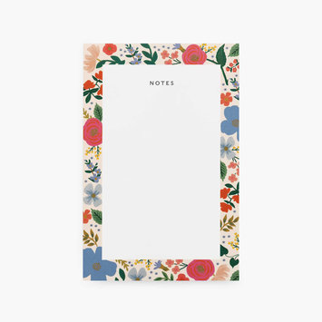 Rifle Paper Co - RP Rifle Paper Co - Wild Rose Note Pad