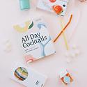 HAY Multicolor Sip Smooth Glass Straw Set
