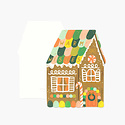 Rifle Paper Co - RP Warm Wishes Gingerbread House