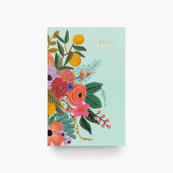 Rifle Paper Co. Rifle Paper Co -2020 Garden Party 12 Month Pocket Agenda