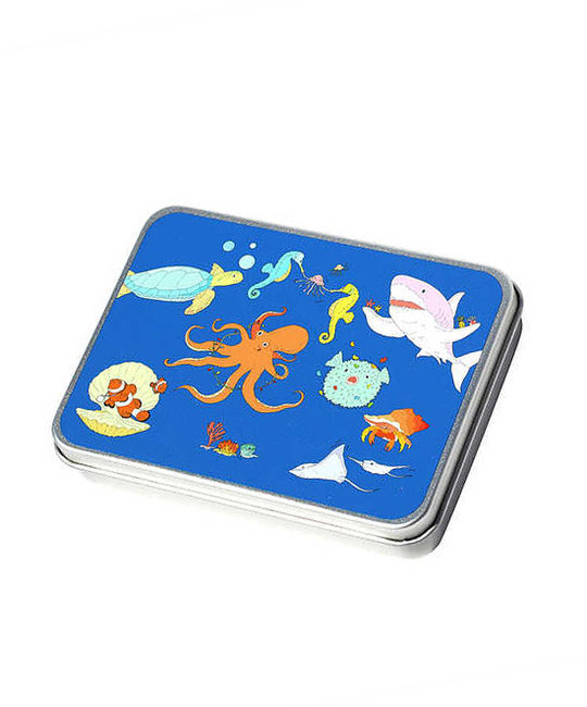 VICI Brands Ocean Creatures Coloring Kit