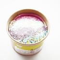 Land of Dough Land of Dough - Unicorn Sparkle Glitter Dough Cup