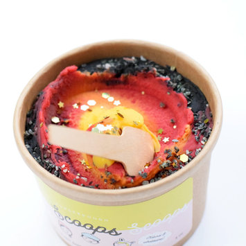 Land of Dough Land of Dough - Lava Glitter Dough Cup