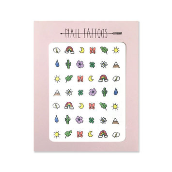 Hartland Brooklyn Outdoors Nail Tattoos