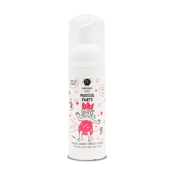 Nailmatic Kids Strawberry Foaming Hair and Body Wash