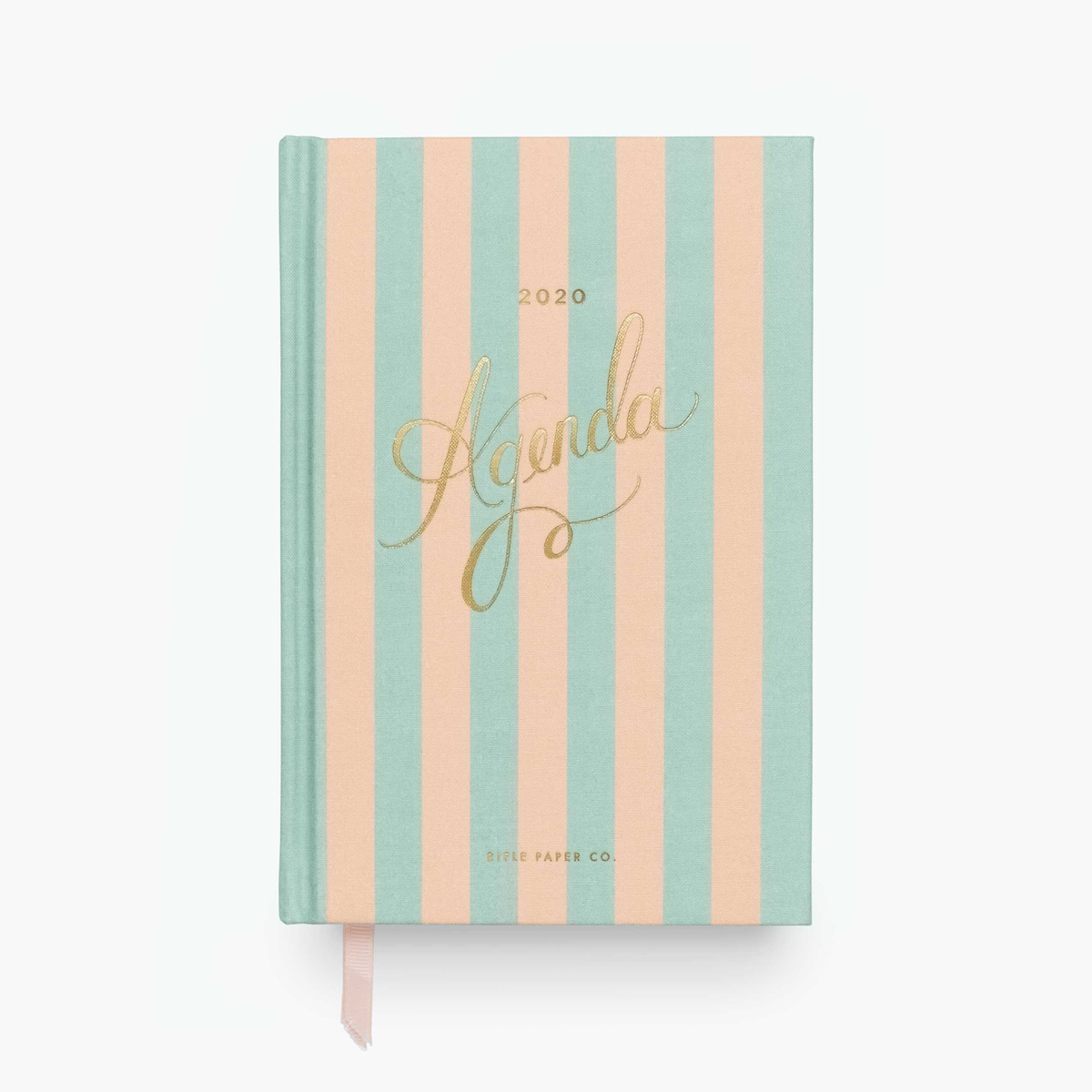 Rifle Paper Co. Rifle Paper Co. 2020 Cabana 12 Month Hardcover Agenda