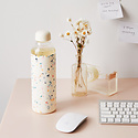 W&P Design - WP WP HG - Water Bottle, Terrazzo Cream