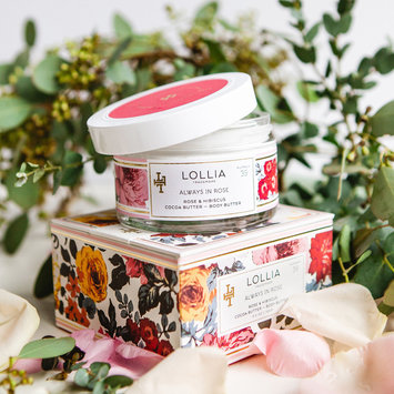 Lollia Lollia Always in Rose Whipped Body Butter