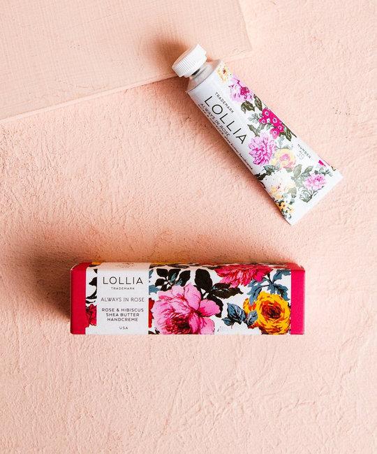 Lollia - LO Lollia Always in Rose Petie Treat Handcreme