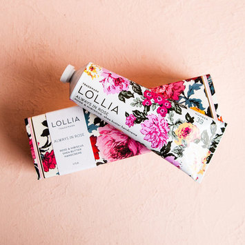 Lollia Lollia Always in Rose Shea Butter Handcreme