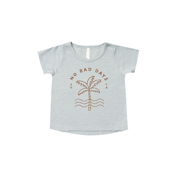 Rylee + Cru - RC Rylee + Cru No Bad Days Basic Tee