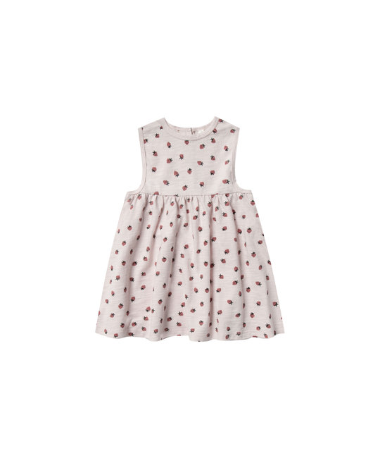 Rylee + Cru - RC Rylee + Cru Strawberry Layla Dress
