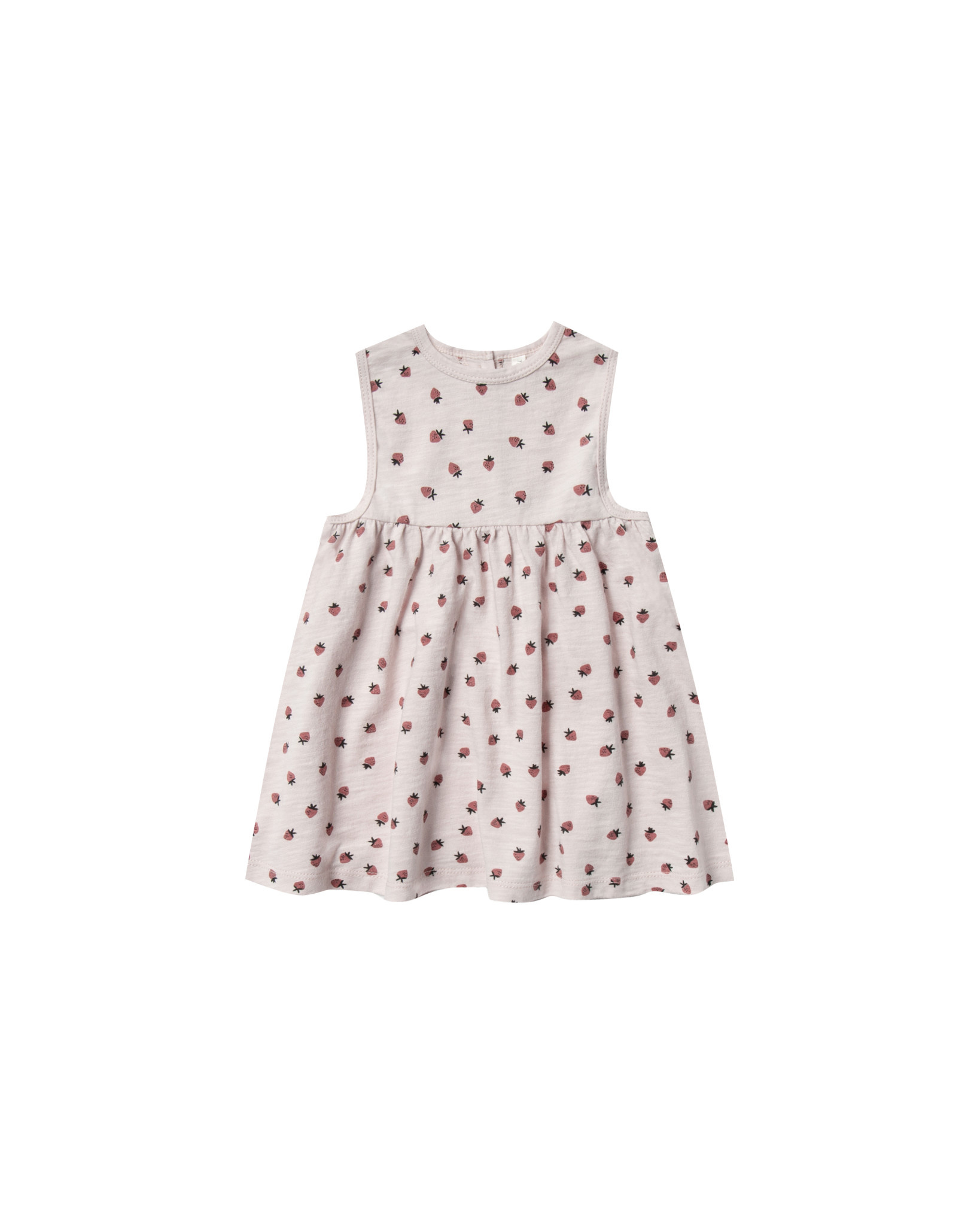 Rylee + Cru Rylee + Cru Strawberry Layla Dress
