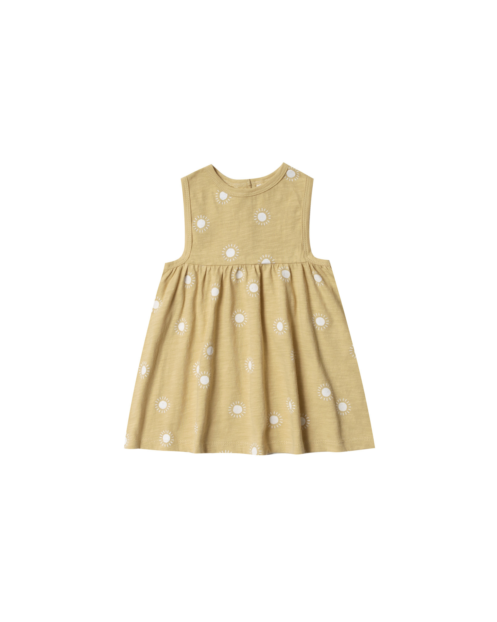 Rylee + Cru Rylee + Cru Sunburst Layla Dress