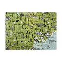 Brainstorm Print and Design Brainstorm Maine State 500 Piece Puzzle