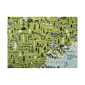 Brainstorm Print and Design - BS Brainstorm Maine State 500 Piece Puzzle