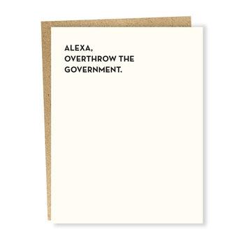 Sapling Press - SAP Moment of Truth: Alexa, Overthrow the Government