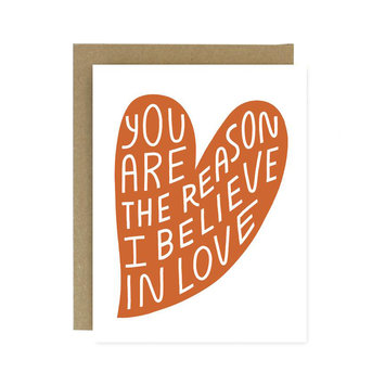 Worthwhile Paper Believe in Love