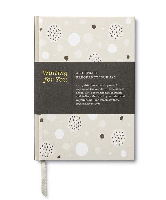 Compendium - COM Waiting For You: A Pregnancy Keepsake Journal