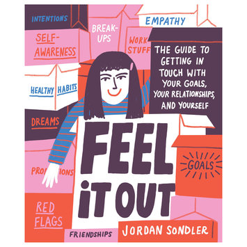 Harper Collins Feel It Out: The Guide to Getting in Touch with Your Goals, Your Relationships, and Yourself