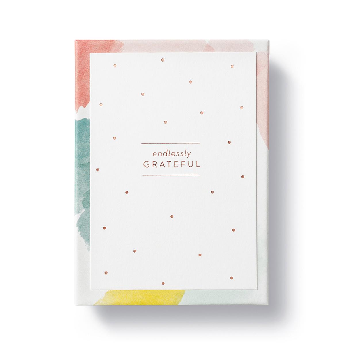 Compendium - COM Endlessly Grateful Note Set- set of 10
