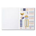 Compendium - COM Make Happy Plans - Sticker Book for Planners