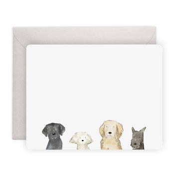 E. Frances Paper Studio - EF Dog Days Notes, Set of 8