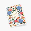 Rifle Paper Co - RP Rifle Paper - Wild Rose Thank You Notes, Set of 8