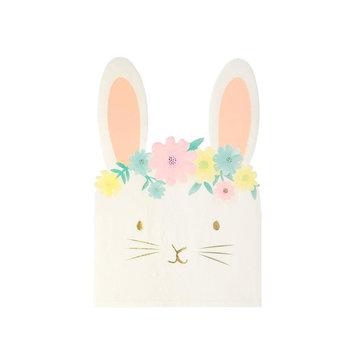 Meri Meri Meri Meri - Large Bunny Napkin