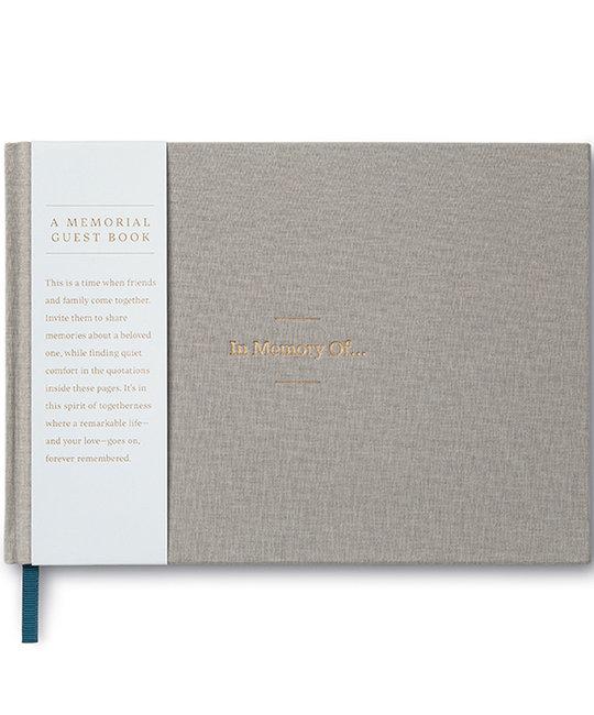 Compendium Compendium - In Memory Of Guest Book