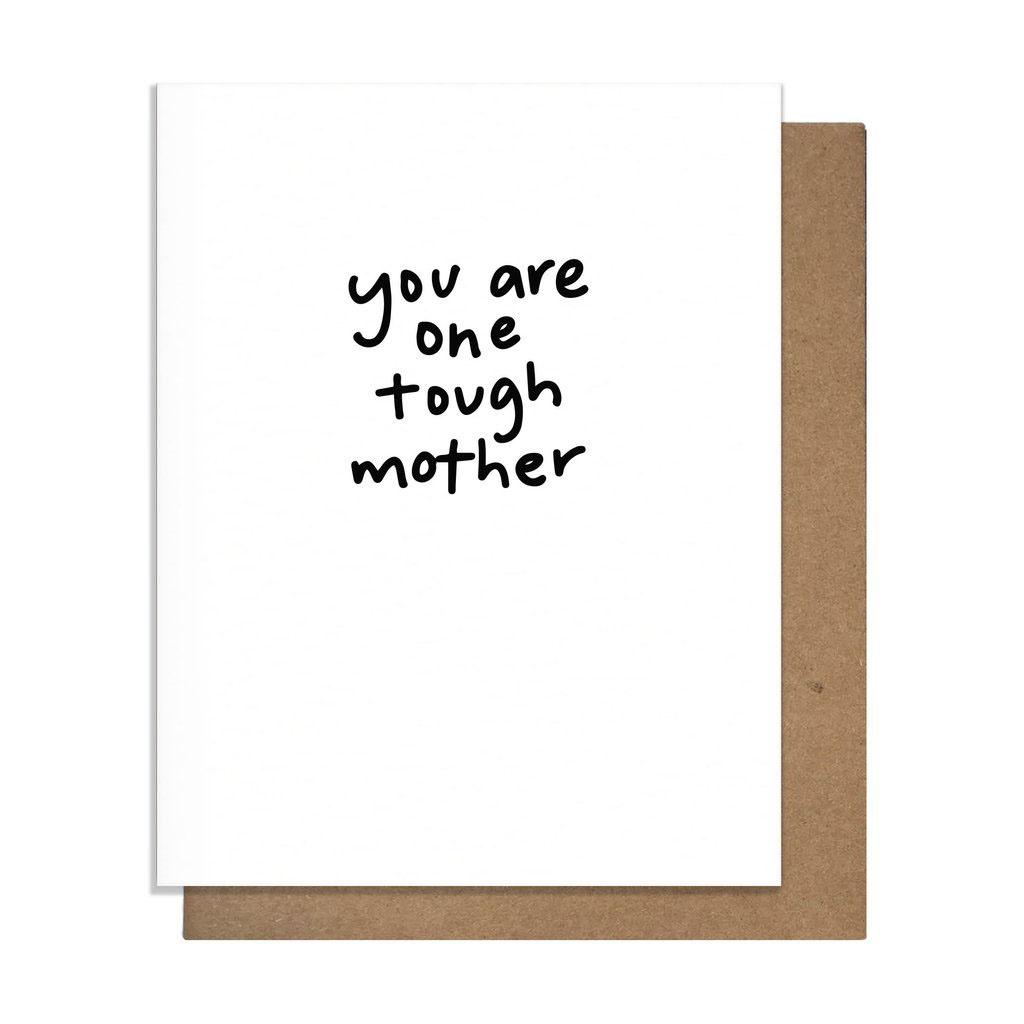 The Matt Butler - TMB Tough as a Mother Greeting Card