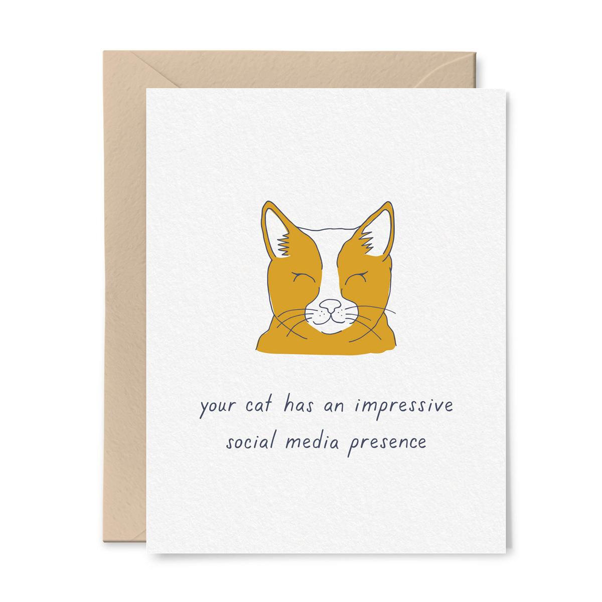 Little Goat Paper Co Cat's Social Media Following