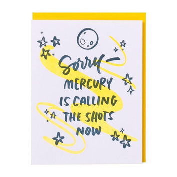 and Here We Are - AHW Blame Mercury