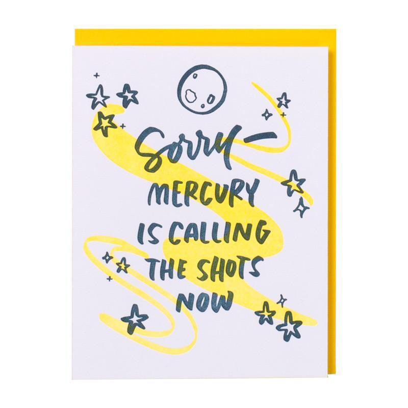 and Here We Are Blame Mercury