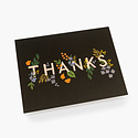 Rifle Paper Co - RP Rifle Paper - Posey Thank You Card
