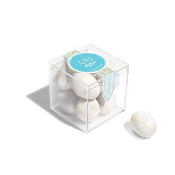 Sugarfina Sugarfina Golden Truffle Eggs Small Cube