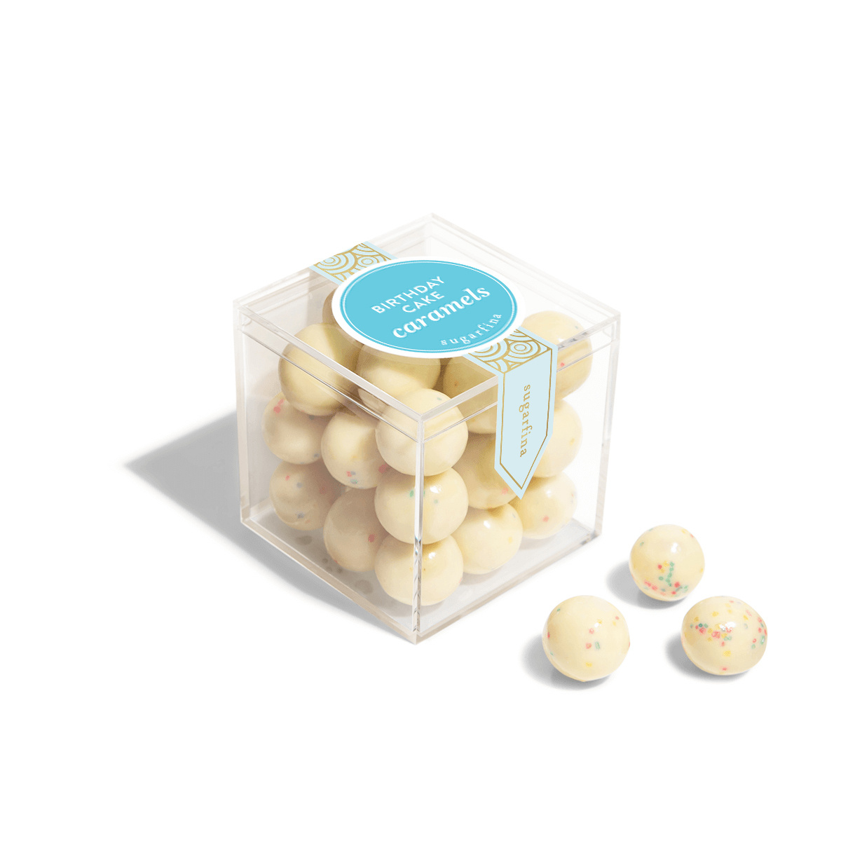 Sugarfina Sugarfina Birthday Cake Caramels Small Cube