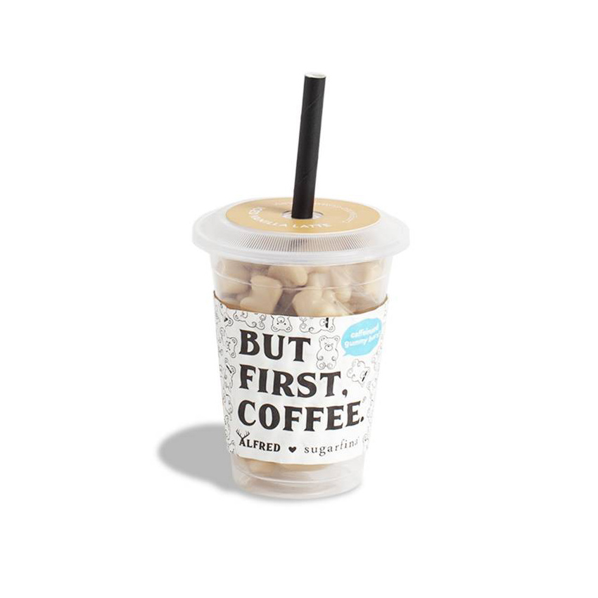 Sugarfina Sugarfina Iced Vanilla Latte Bears Mini Cup