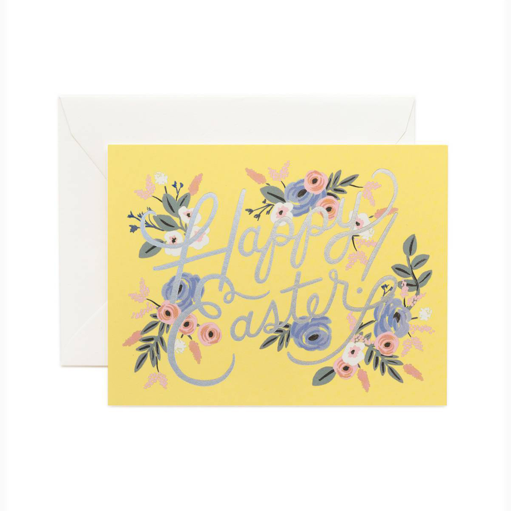 Rifle Paper Co - RP Rifle Paper - Sunshine Easter Card