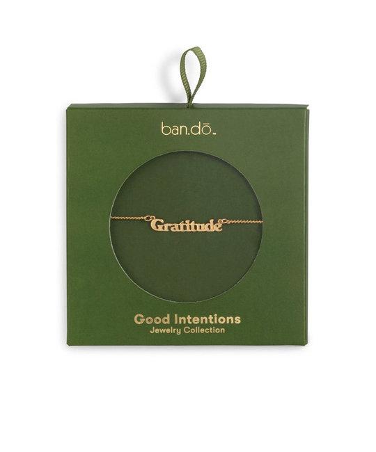 ban.do ban.do Gratitude Necklace