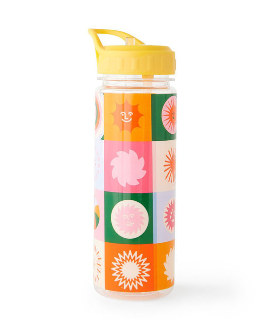 ban.do A Ton of Sun Work It Out Water Bottle