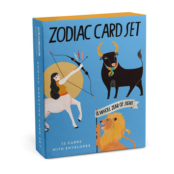 Emily McDowell Zodiac Cards, Box Set of 12