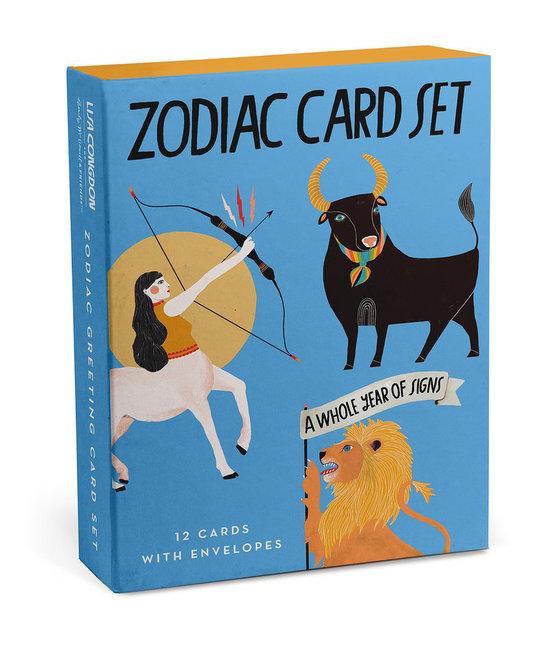 Emily McDowell Zodiac Cards, Box Set of 12