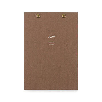 Appointed Appointed - 5th Anniversary Memo Notebook
