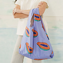 BAGGU Baggu -  Blue Papaya Reusable Bag