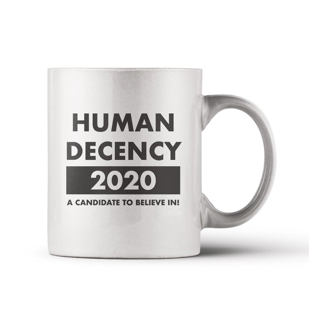 The Matt Butler Human Decency Mug