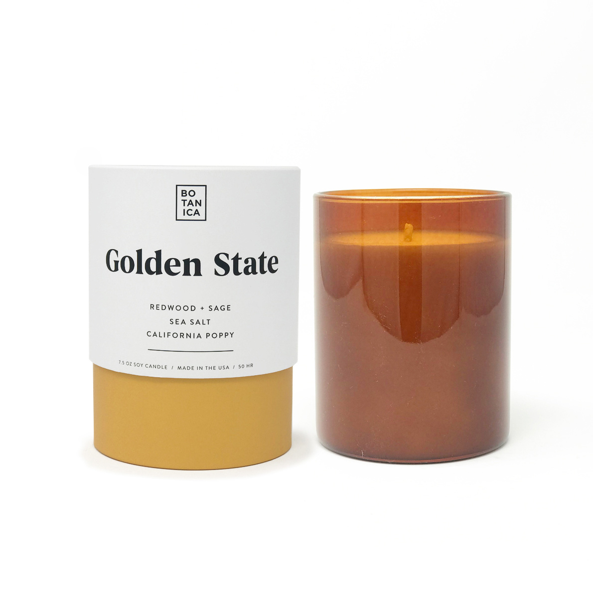 Botanica Golden State Candle
